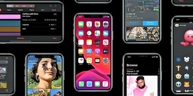 iOS13-apple
