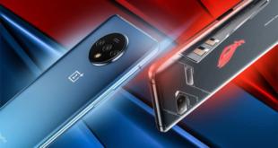 OnePlus 7T vs. Asus ROG Phone II