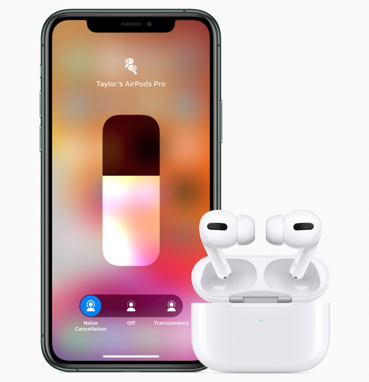 iOS 13.2 | Airpods Pro