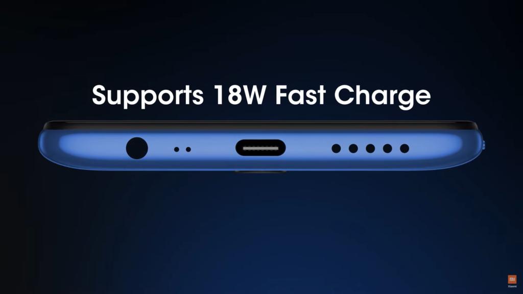 redmi 8 fast charging