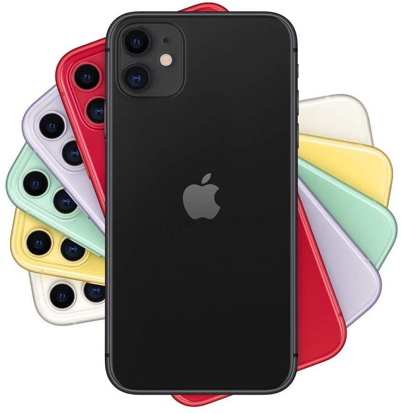 Colors, Apple iPhone 11 Pro, Back,