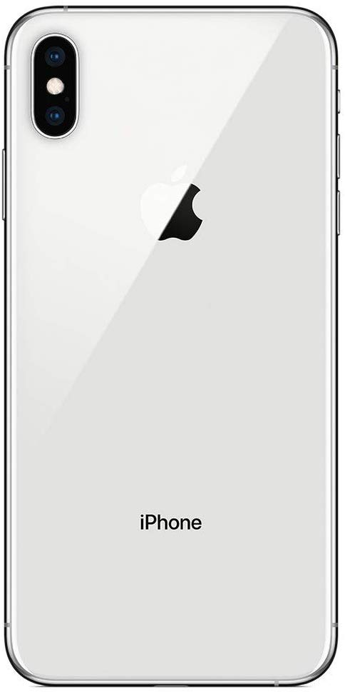 Apple iPhone XS Max, White, Rear