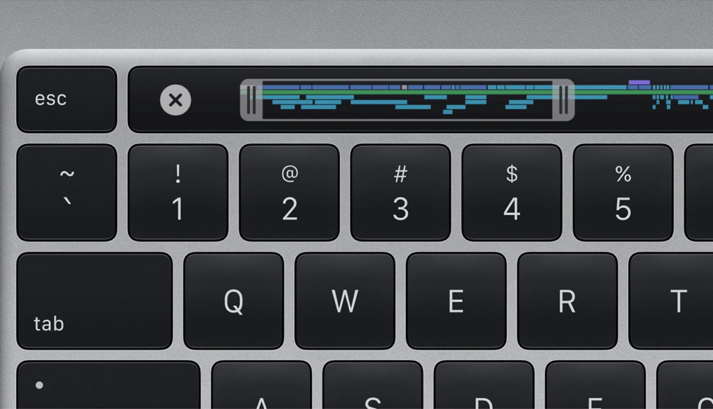 16-inch MacBook Pro New Magic Keyboard