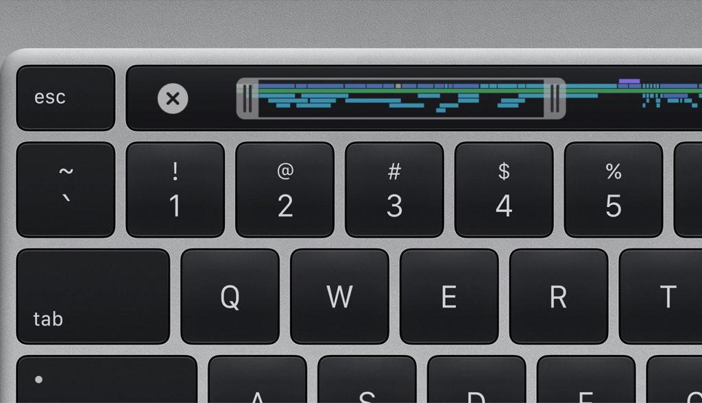 16-inch MacBook Pro New Magic Keyboard