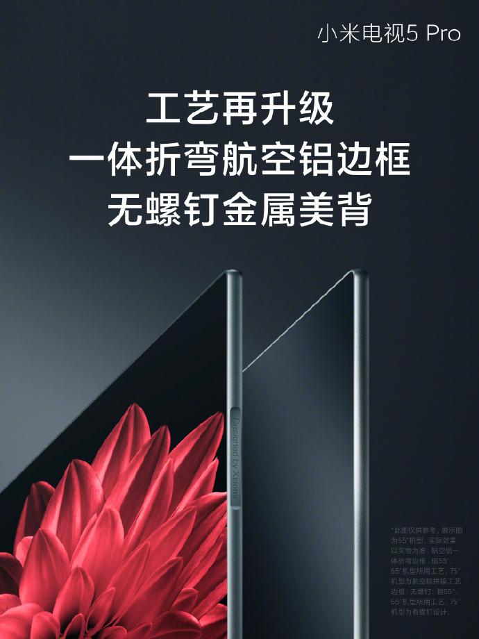 Xiaomi Mi TV 5_top