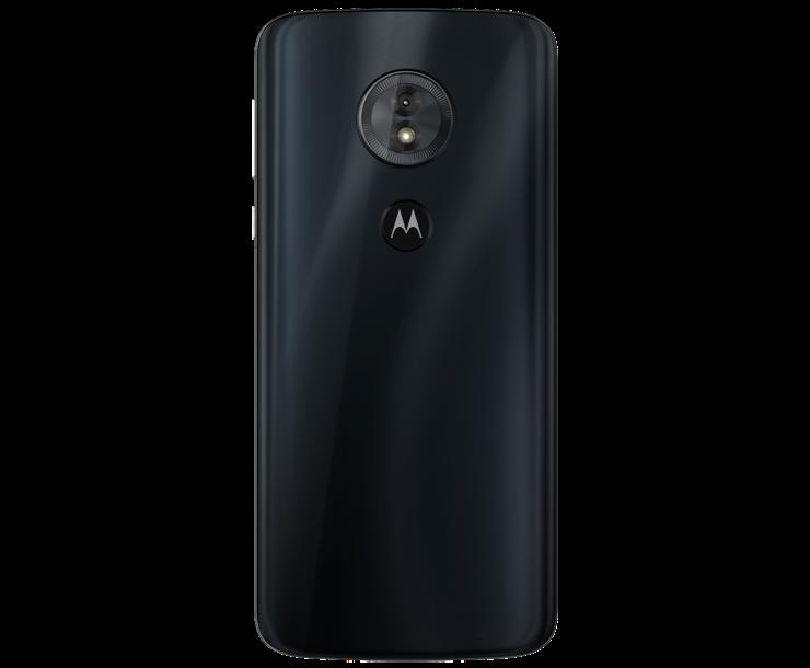 Moto G6 Play, Black, Back