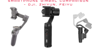 Smartphone Gimbal Comparison - featured