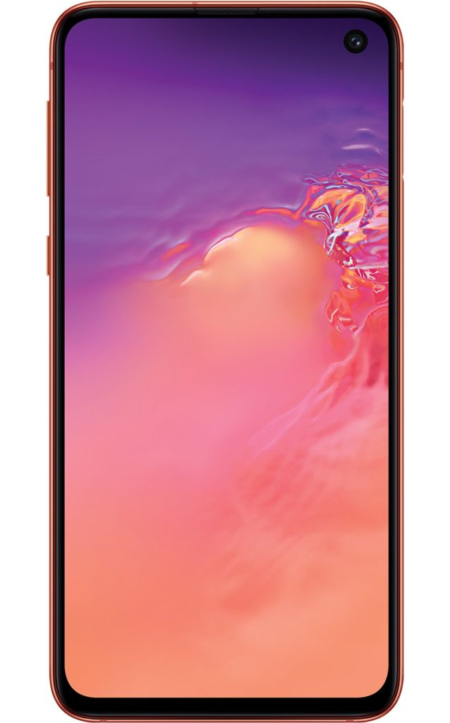 Smartphone, Samsung Galaxy S10e, Flamingo Pink