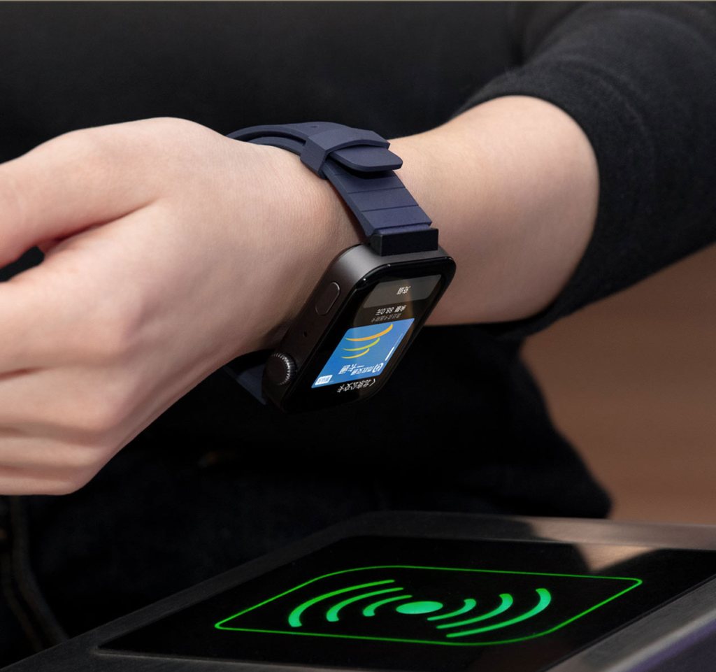 mi watch_nfc payments