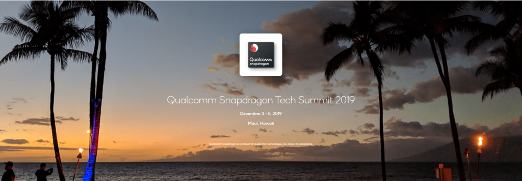 Snapdragon Tech Summit 2019_top