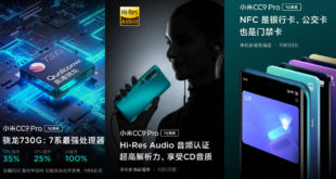 Xiaomi Mi CC9 Pro Featured MobileArrival